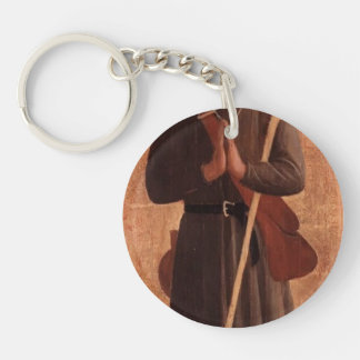 Fra Angelico- St Roche Key Chains
