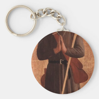 Fra Angelico- St. Roche Key Chains