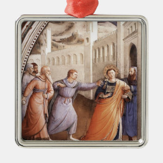 Fra Angelico- St Stephen Led to his Martyrdom Ornament