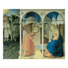 Fra Angelico - The Annunciation Poster