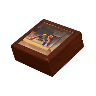Fra Angelico- The Healing of Justinian Gift Box