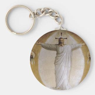 Fra Angelico- Transfiguration Keychain