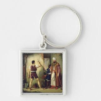 Fra Filippo Lippi 1819 Key Chains