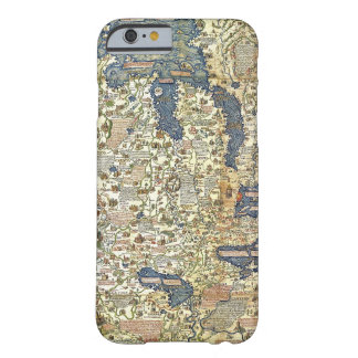 Fra Mauro Map Barely There iPhone 6 Case