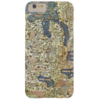 Fra Mauro Map Barely There iPhone 6 Plus Case