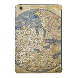 Fra Mauro Map iPad Mini Retina Covers
