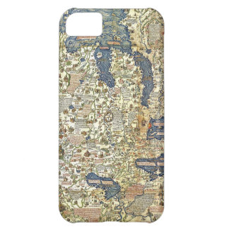 Fra Mauro Map iPhone 5C Cover