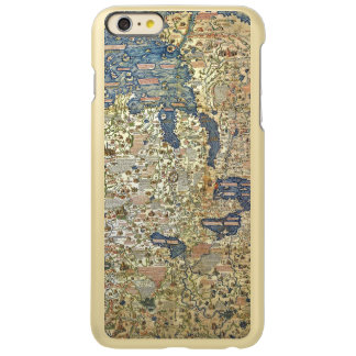 Fra Mauro Map iPhone 6 Plus Case