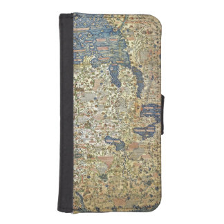 Fra Mauro Map iPhone 5 Wallets