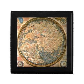 Fra Mauro world map Gift Box