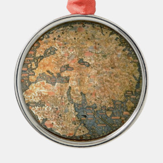 Fra Mauro world map Ornaments