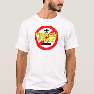 Frack Free UK T-Shirt