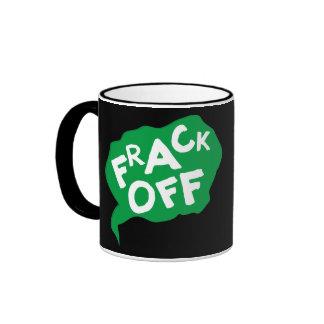 Frack Off Ringer Mug