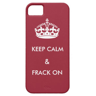 Frack On iPhone 5 Cases