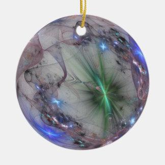 fractal 0rnament christmas ornament