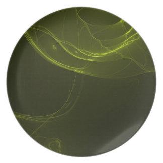fractal-128-ut dinner plates