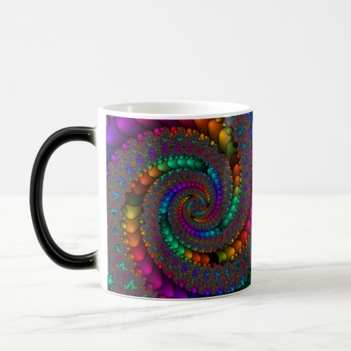 Fractal 144-2 - Morphing Mug