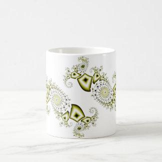Fractal #1 coffee mug