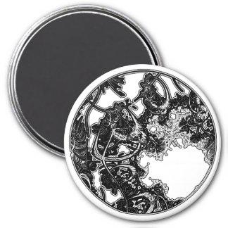 Fractal 1 ver. 2 magnet