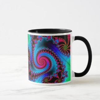 Fractal 275 mug