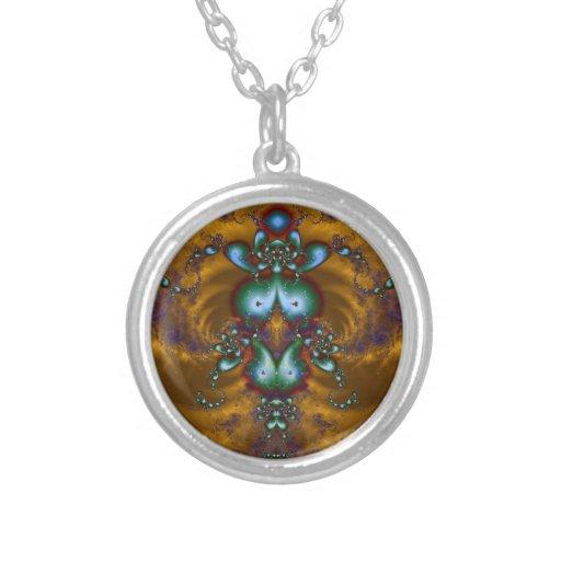 Fractal 369 necklace