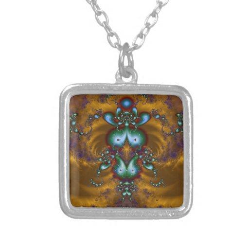 Fractal 369 necklaces