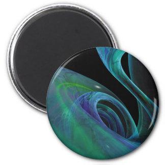 Fractal 4 magnet