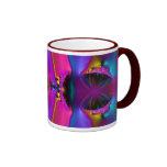 Fractal 509 coffee mug