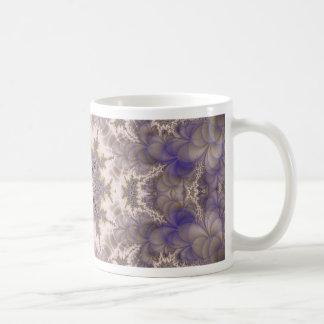 Fractal 518 basic white mug