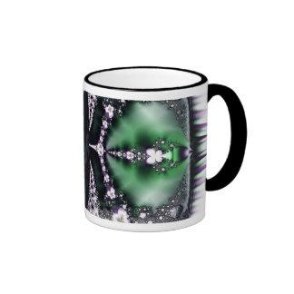 Fractal 518 coffee mugs