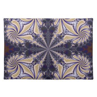 Fractal 592 place mats