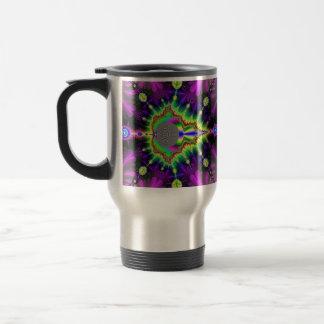 Fractal 713 - Travel Mug