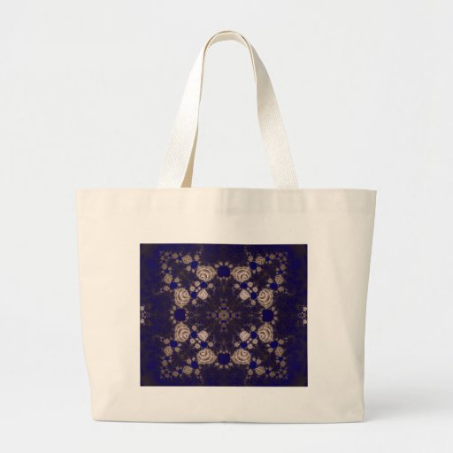 Fractal 743 canvas bags