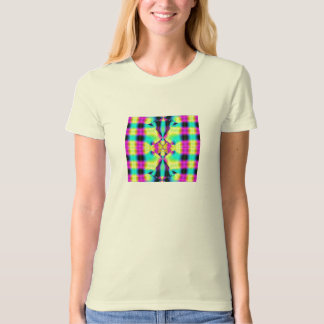 Fractal 81, Ladies Organic T-Shirt (Fitted)