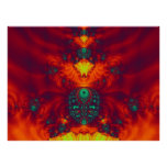 Fractal 850 posters