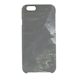 Fractal Alien Landscape Clear iPhone 6/6S Case
