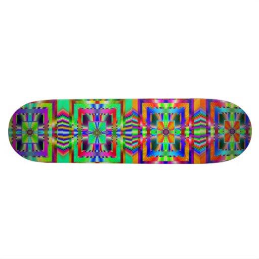 Fractal Amazing Skateboard