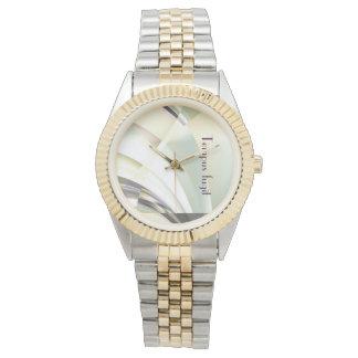 "Fractal ""Arcs of Dream"" Wristwatches"