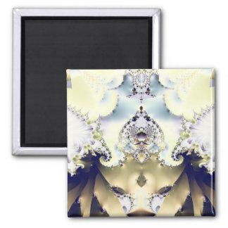 Fractal Art 041 EML Square Magnet