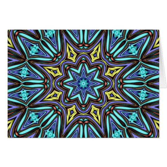 Fractal Art 1050 Card