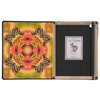 Fractal Art 15 DODO iPad Folio Case Options