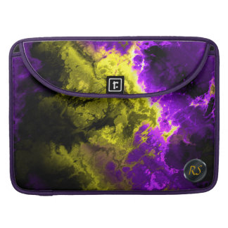 Fractal Art 1-4 Mac Book Sleeve