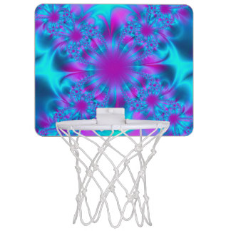 Fractal Art 24 Mini Basketball Hoops