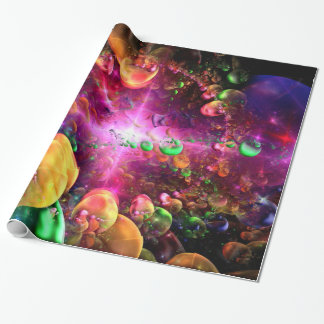 Fractal Art 45 Wrapping Paper