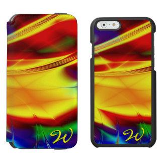 Fractal Art 86-88 Options Incipio Watson™ iPhone 6 Wallet Case