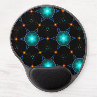 Fractal Art Gel Mouse Mat
