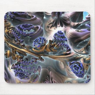 Fractal ART GumGum Mouse Pad