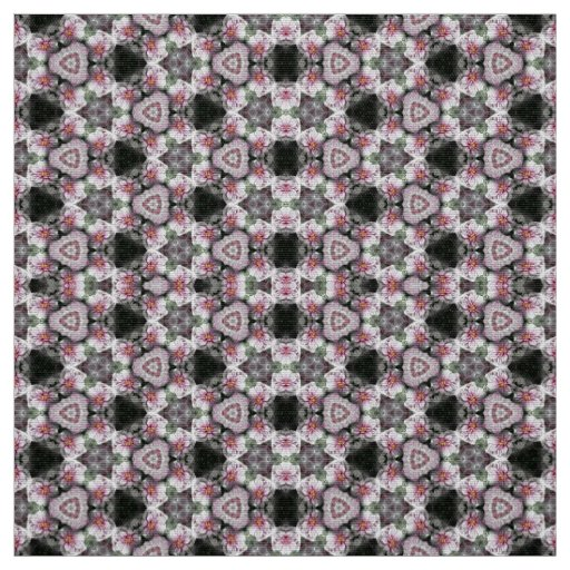 Fractal Art Material Pink Design by Artful Oasis