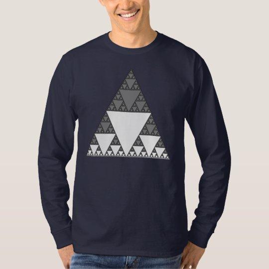 Fractal Art Math Nerd Tshirt (Free App in