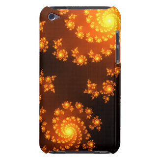 Fractal Art Wild-and-Crazy Design iPod Touch Cases
